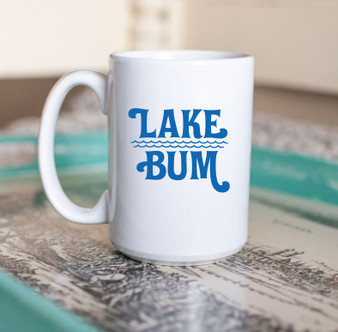 Lake Bum Mug