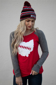 Red/Grey Sleeve