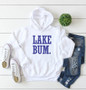 Lake Bum Cozy Hoodie