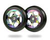Root  Re-Entry wheels 100MM Black/Rocket fuel