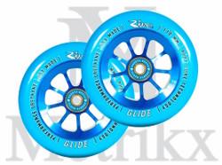 River Wheels Glide 110mm Sapphire (Blue) (Two Wheels)