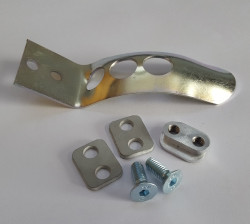 Apex Assembly Deck Brake Zinc