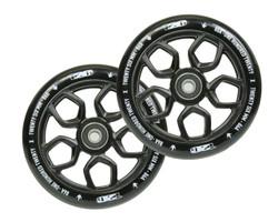 Envy Lambo 120mm Wheels Black