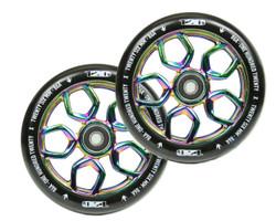 Envy Lambo 120mm Wheels Oil Slick