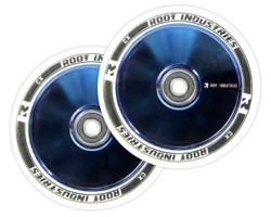 Root Industries Air 110mm Wheels White / Blu-Ray