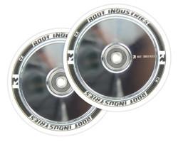 Root Industries Air 110mm Wheels White / Mirror