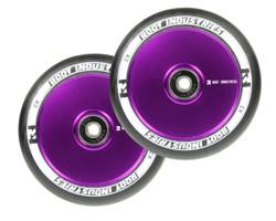 Root Industries Air 110mm Wheels Black / Purple