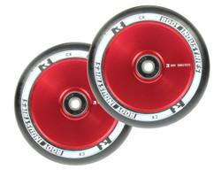 Root Industries Air 110mm Wheels Black / Red