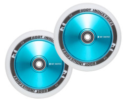 Root Industries Air 110mm Wheels White / Sky Blue
