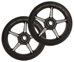 Ethic 12 STD Calypso Wheels 125mm Black/Black