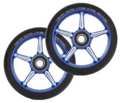 Ethic 12 STD Calypso Wheels 125mm Blue/Black