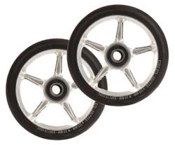 Ethic 12 STD Calypso Wheels 125mm Polished/Black