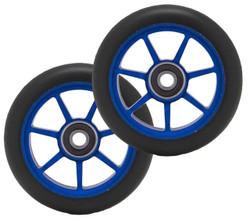 Ethic Incube Wheels 100mm Blue