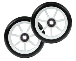 Ethic Incube Wheels 110mm White