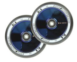 Root Industries Air 110mm Wheels Black / Blu-Ray