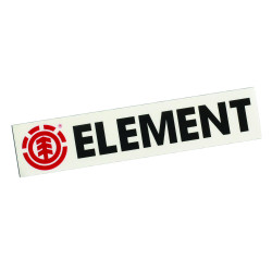 Element Logo Decal Sticker