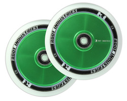 Root Industries Air 110mm Wheels White / Green