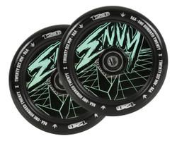Envy Hollow Core 120mm Wheels - Classic Hologram