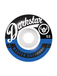 Darkstar Resolve 53mm Wheels Blue