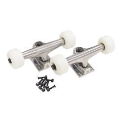 Funsport 12pcs PU Skateboard Bushings Ersatz 90A Longboard LKW-Zubehör