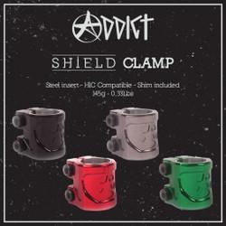 Addict Shield Clamp