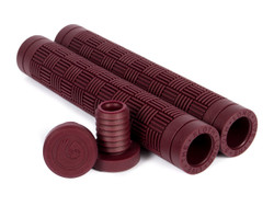Hella Grip Broadway Grips Crimson