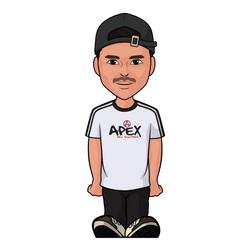 FIGZ Stickers - Jesse Bayes V1