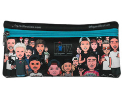 FIGZ - Pencil Case - Black