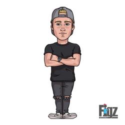 FIGZ Stickers - Hunter Shuetz V2