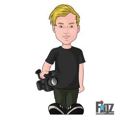 FIGZ Stickers -Nickeh