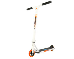 Root Industries Lithium Complete Scooter White /Orange