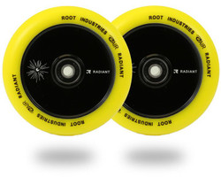 Root Industries Radiant  Air 120mm Wheels Yellow/Black