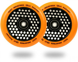 Root Industries Radiant Honeycore Wheels Orange