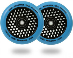 Root Industries Radiant Honeycore Wheels Blue