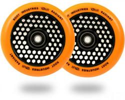 Root Industries Radiant Honeycore 110mm Wheels Orange