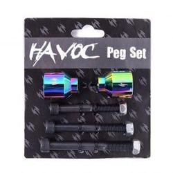Havoc Pegs Set