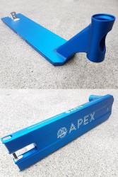 """Apex 5 """" Deck Boxed Deck 600mm Blue"""