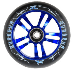 AO Quadrum 2 110mm Wheels Blue