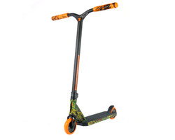 Root Industries Invictus Complete Scooter Radiant Black/Orange /Yellow