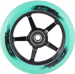 Versatyl Wheels 110mm Blue