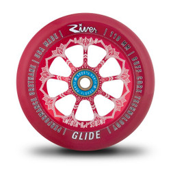 """River Wheel Co – """"Bloody"""" Glides 110mm (Dylan Morrison Signature)"""