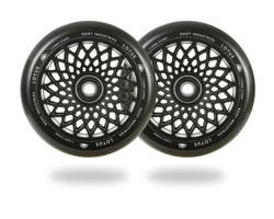 Root Industries - 110mm Lotus Wheels- Black -30mm Wide