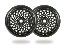 Root Industries - 110mm Lotus Wheels- Black -30mm Wide