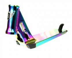 Longway Sector Deck Neo Chrome