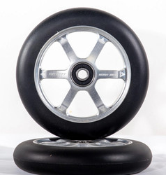 TRYNYTY Armadillo Wheels Silver
