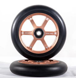 TRYNYTY Armadillo Wheels Bronze