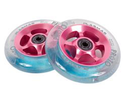 PROTO Plasmas Wheels 110mm  - Neon Pink