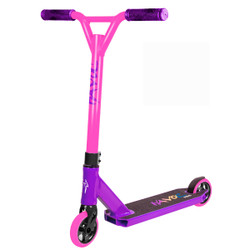 Havoc Mini Complete Scooter 100mm Pink/Purple