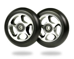 Root Re-Entry Wheels 100mm Black/Black