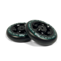 North Scooters HQ Wheel 110mm Black-Matte-Black